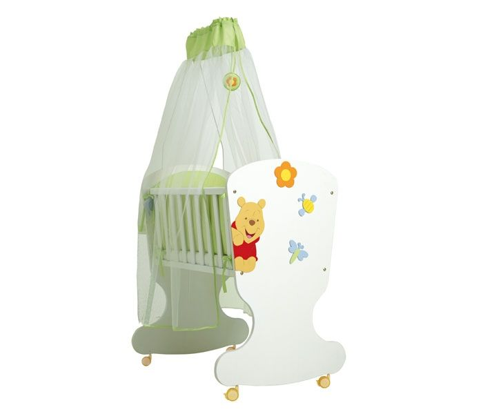 Charming Winnie the Pooh Themed Baby Nursery Rooms with Furniture Set - Cool Baby Crib with Winnie the Pooh Theme : Charming Winnie the Pooh Themed Baby Nursery Rooms with Furniture Set � Cool Baby Crib with Winnie the Pooh Theme