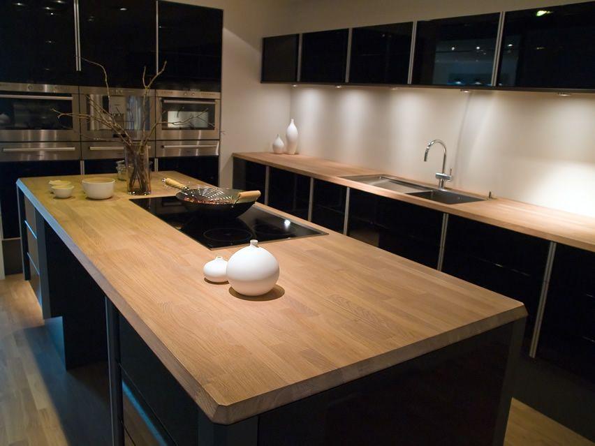 143 Luxury Kitchen Design Ideas. White Granite CountertopsWooden ...