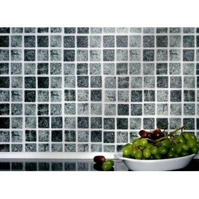 Granite Mosaic 4 X 4 Tiles 10cm X 10cm Self Adhesive Wall Tiles Tiles Granite Bathroom