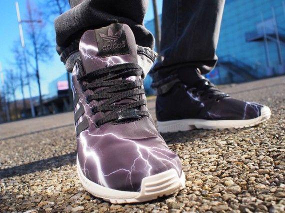 adidas originals zx flux lightning