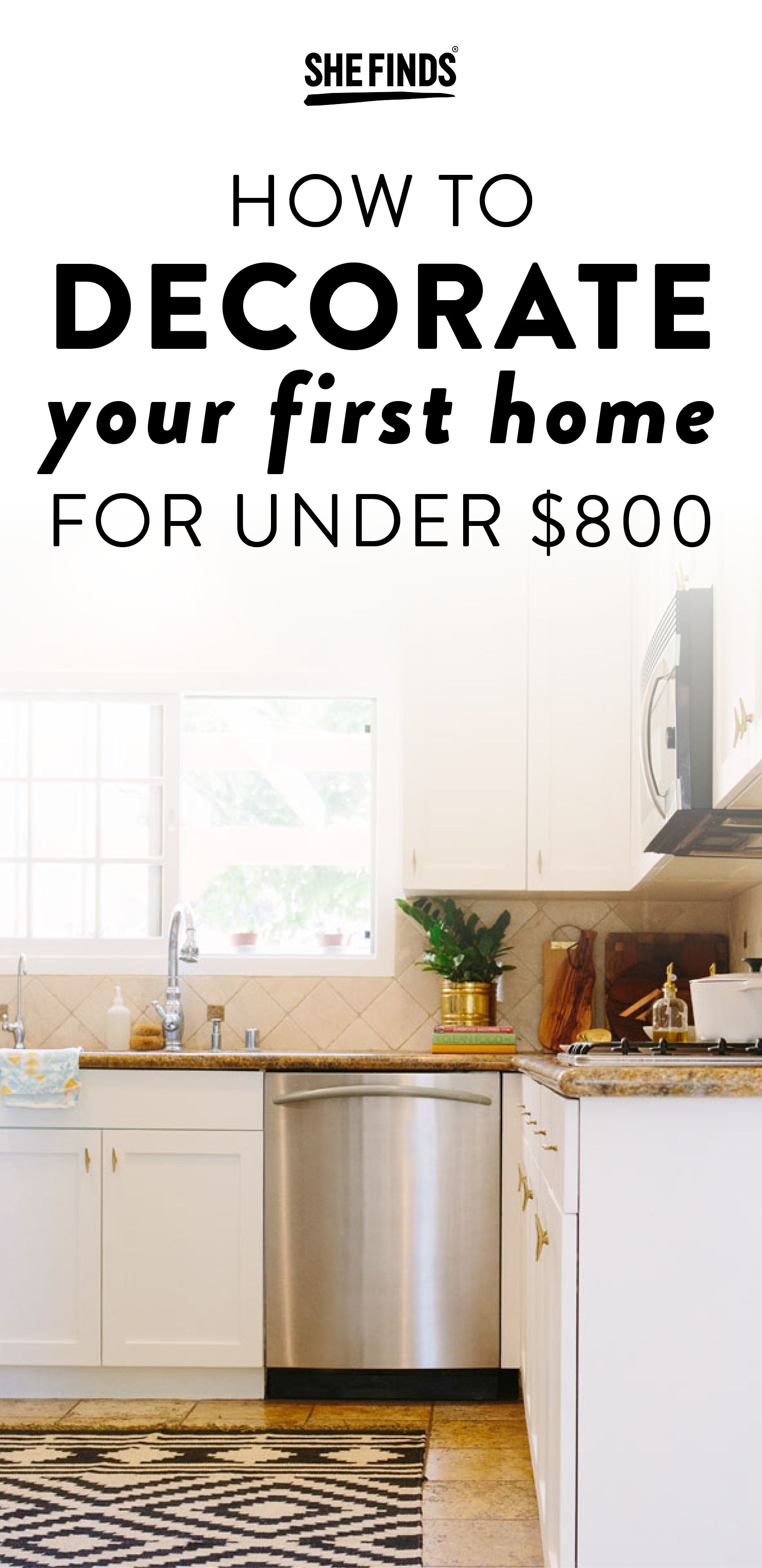 How To Decorate Your First Home Decorate first home