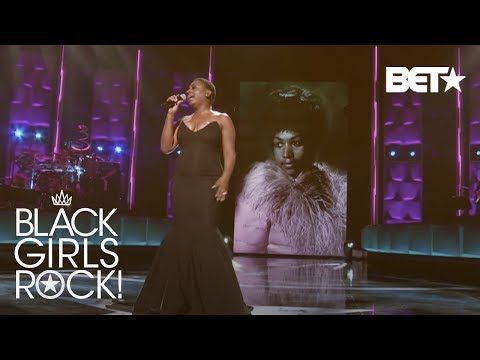 The Aretha Franklin Tribute | Black Girls Rock 2018 - YouTube