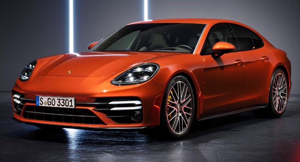 بورش باناميرا توربو أس 2021 الجديدة سيارة الصالون الرياضية المطورة بالكامل موقع ويلز Porsche Panamera Porsche Panamera Turbo Panamera Turbo S