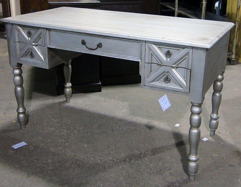 Silver Desk Furniture Makeover Silver Desk Free Photo Gallery