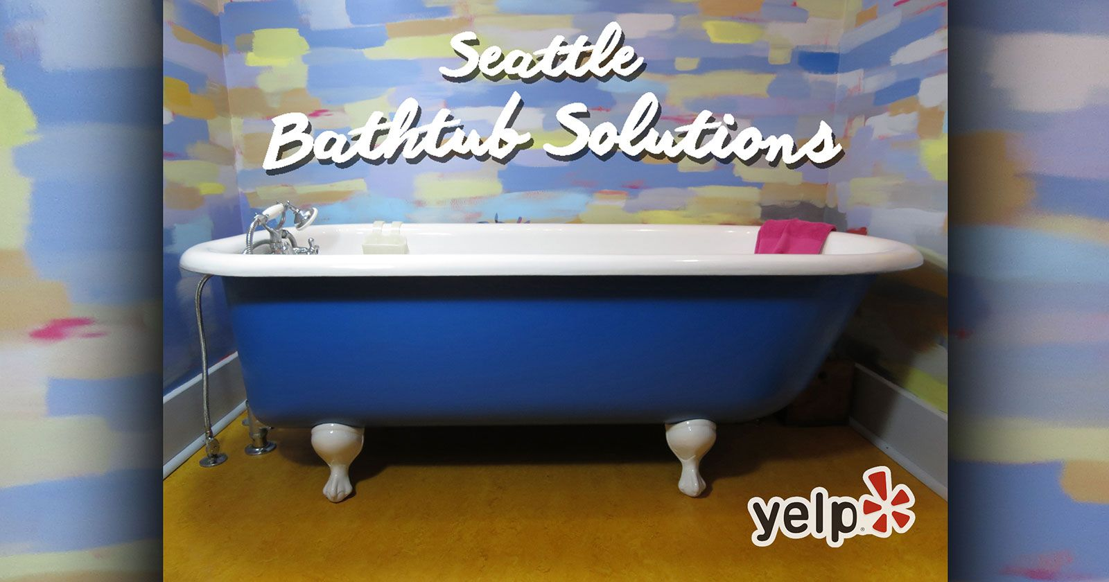 Seattle Bathtub Solutions - Don\'t replace it, refinish it! | Home ...