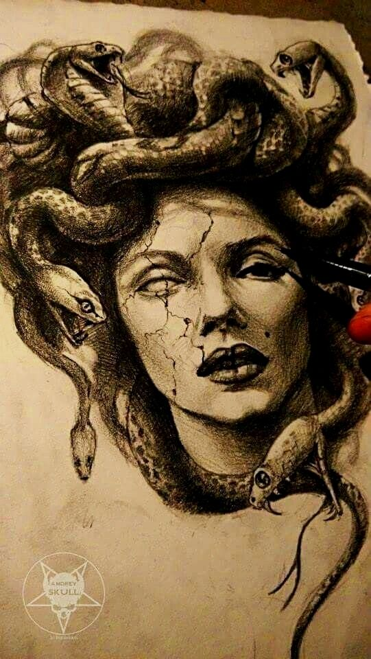 ????Best Meaningful Portrait Tattoo Ideas For Females That Give Courage And Strength