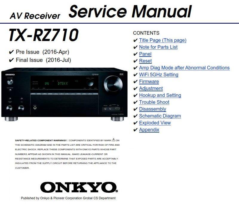 Firmware onkyo tx nr515 TX
