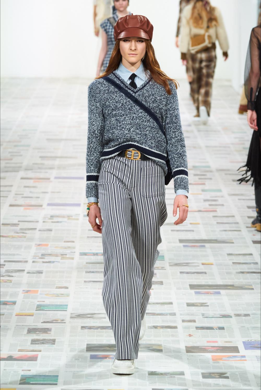 Sfilata Christian Dior Parigi – Collezioni Autunno Inverno 2020-21 – Vogue