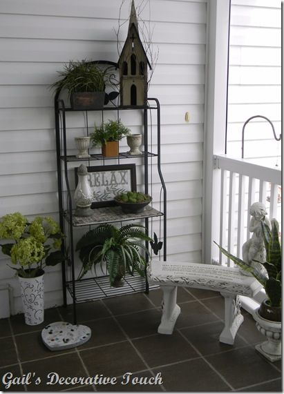 Screened Back Porch Decorating Ideas