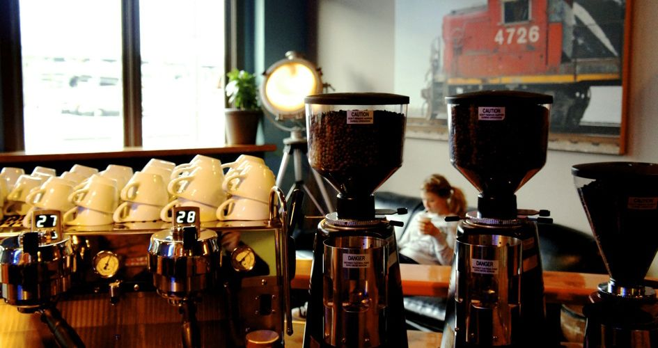 Water Avenue Coffee : Welcome
