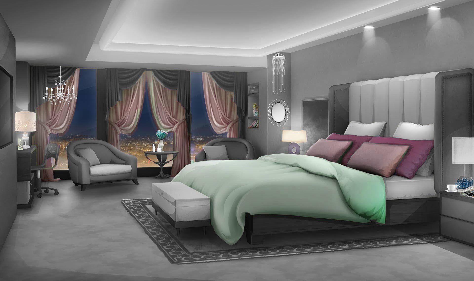 17++ Anime bedroom background ideas