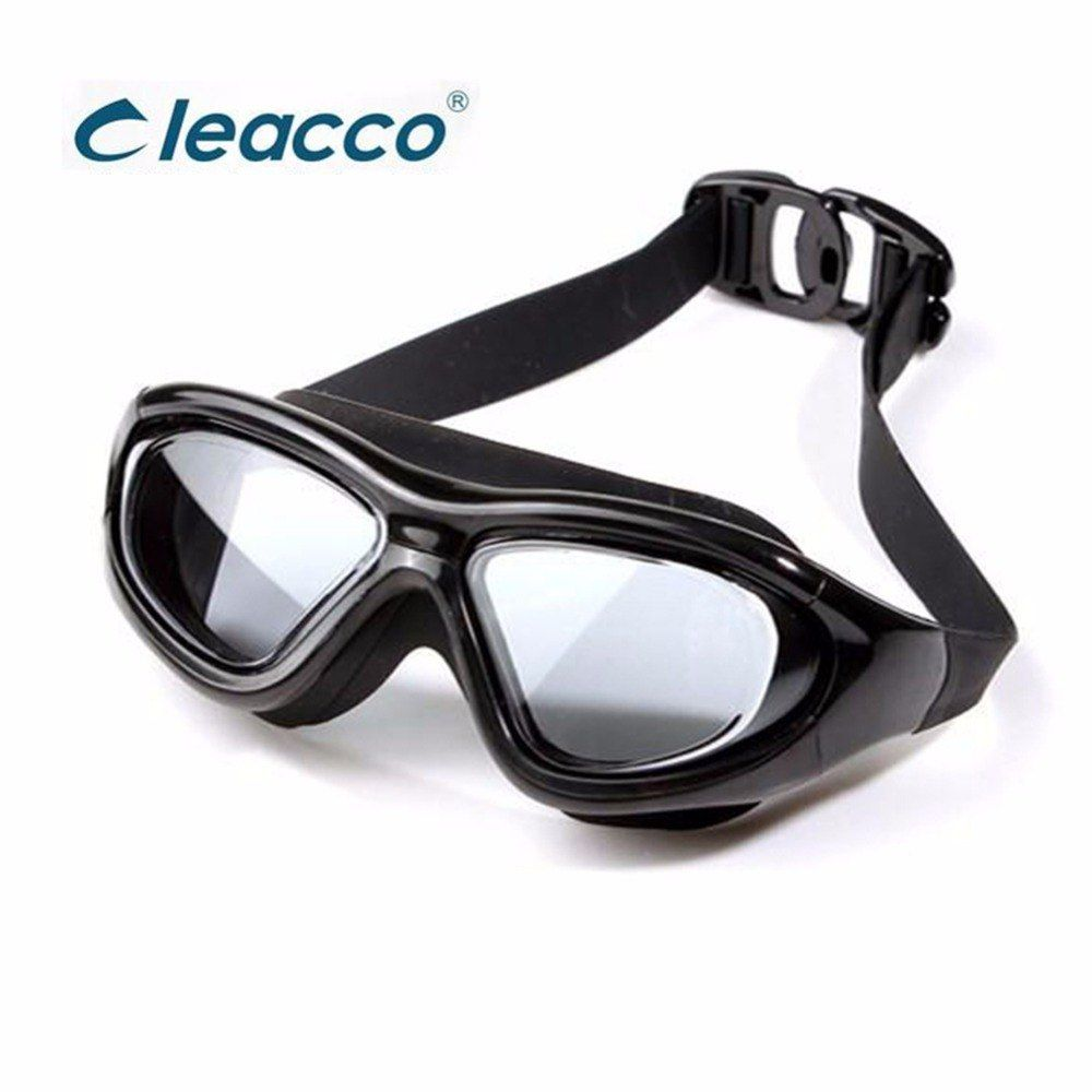 Clean Lens Myopia Prescription Adult Prescript Swimming Goggles Men Women Optical Swimming Glasses Diopter Swimming Glasses Eyewear Eyeglasses Swim Accessories