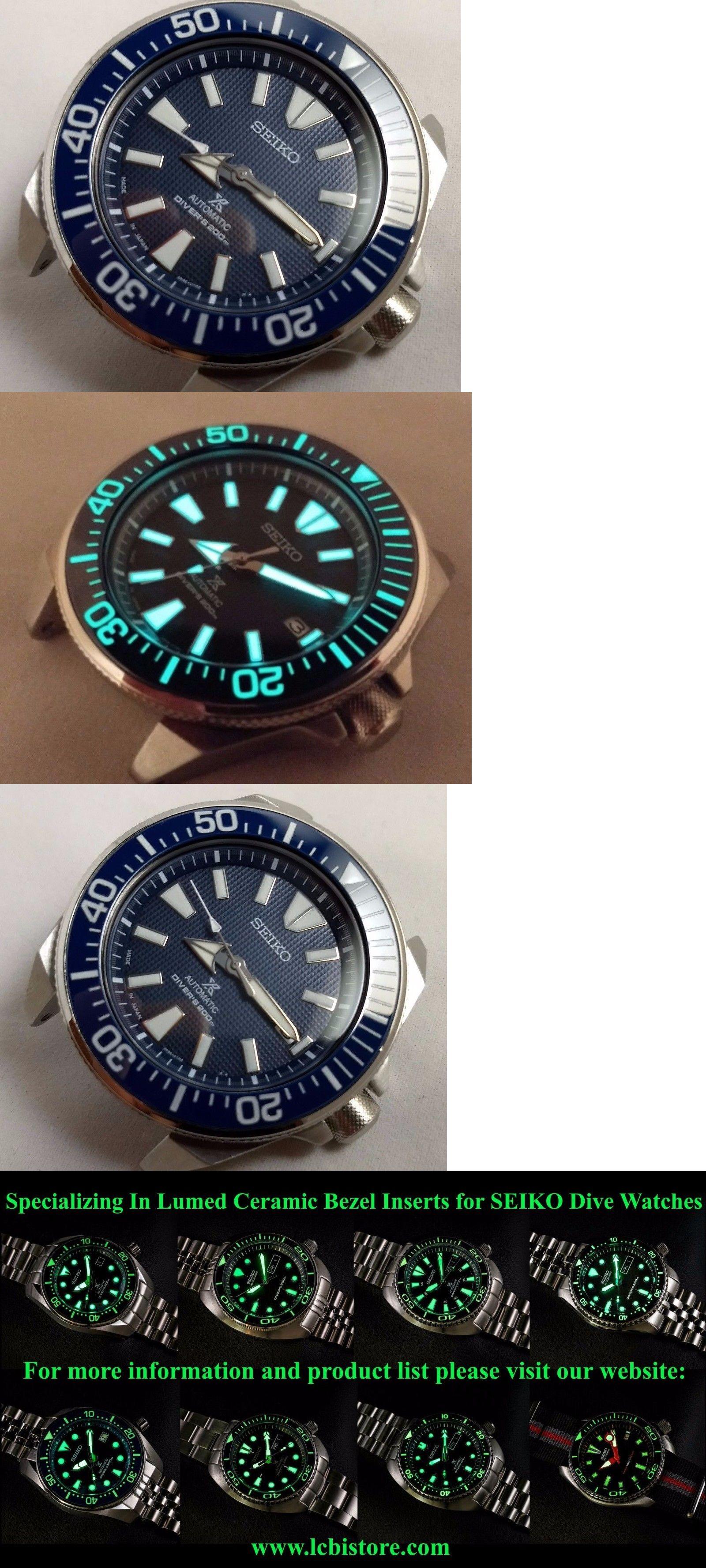 Other Watch Parts and Tools 180246: Seiko Samurai Srpb51 Original