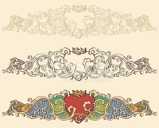 Renaissance Borders | Renaissance Border stock photos - FreeImages.com