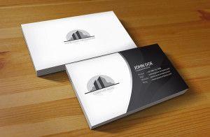 modelos de tarjetas de presentacion para agentes inmobiliarios