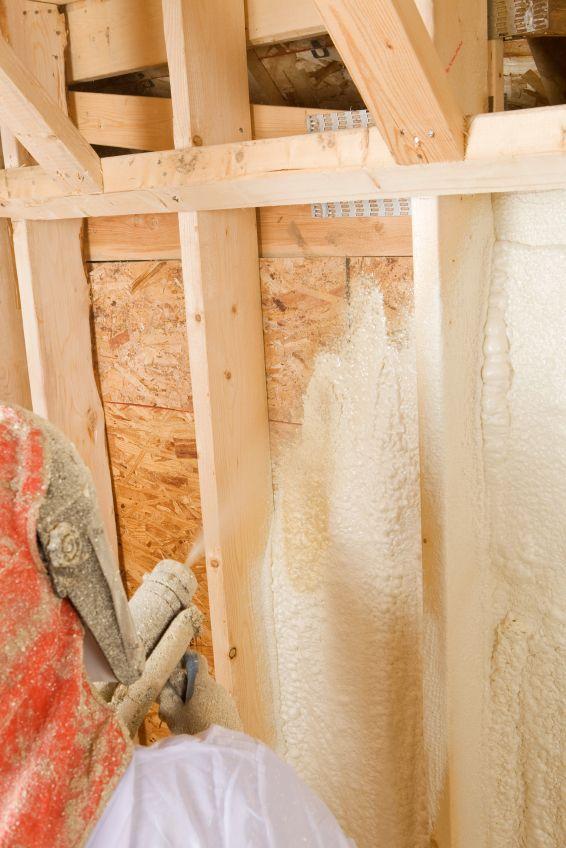 How Insulation Can Save You Money Buildipedia Diy Spray Foam Insulation Diy Home Repair Insulation
