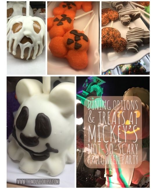 2018 Mickey\u0027s Not-So-Scary Halloween Party Guide Disney Fall - not so scary halloween decorations