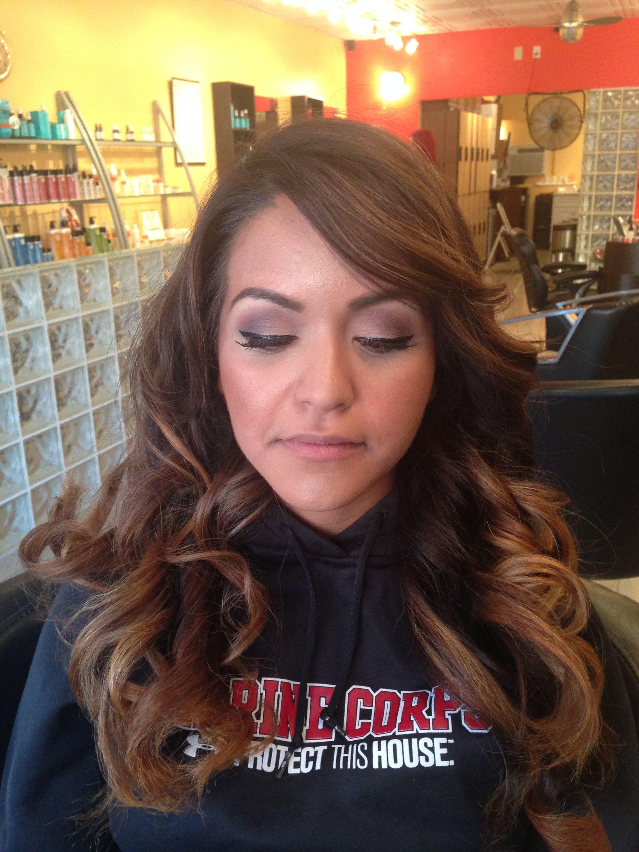 Beauty 101 Hair Salon Oceanside Natural Hair Salons Ball Makeup Natural Hair Styles