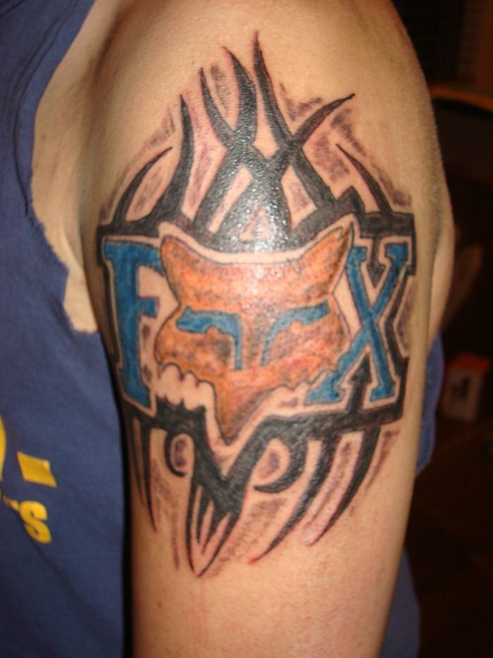 Image result for bad fox tattoo