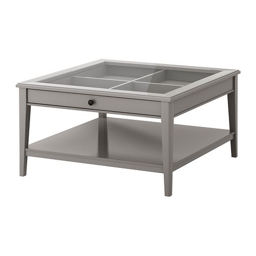 Coffee Table White Gl 36 5 8x36 8
