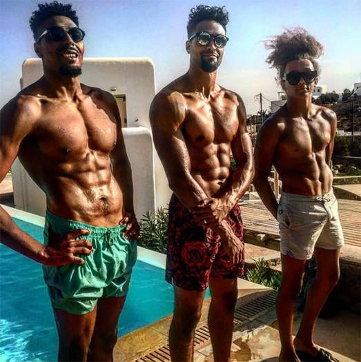Diversity's Perri Kiely shocks fans with ripped physique - Photo 3