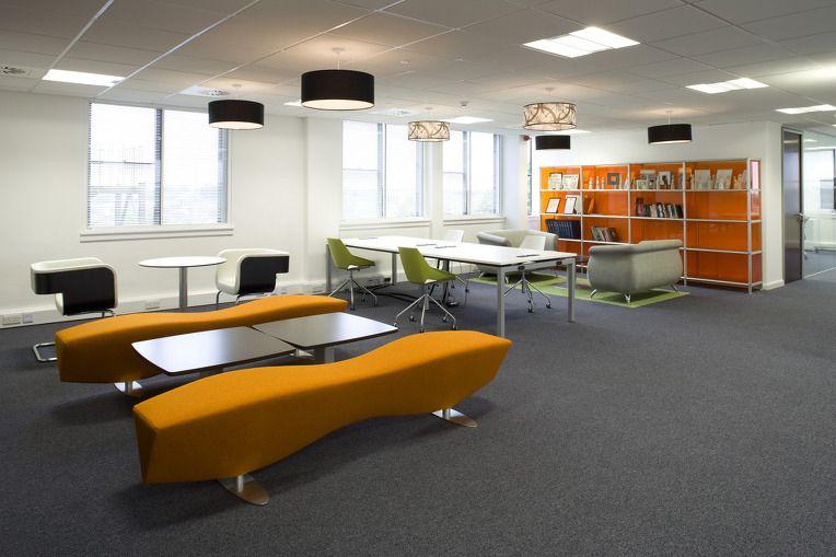 사무실 인테리어 - Google Search   현대적인   Office wall colors, Modern ...