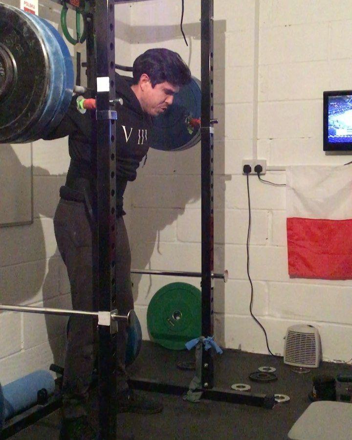 531 block 2 week 3. Aka unimpressive weight moved slowly.  Squat top set 115kgx3 Assistance as alwa