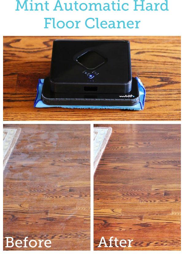 Christmas In July Week Of Giveaways Mint Automatic Floor Cleaner For Hard Floors Floor Cleaner Hard Floor Wet Mops