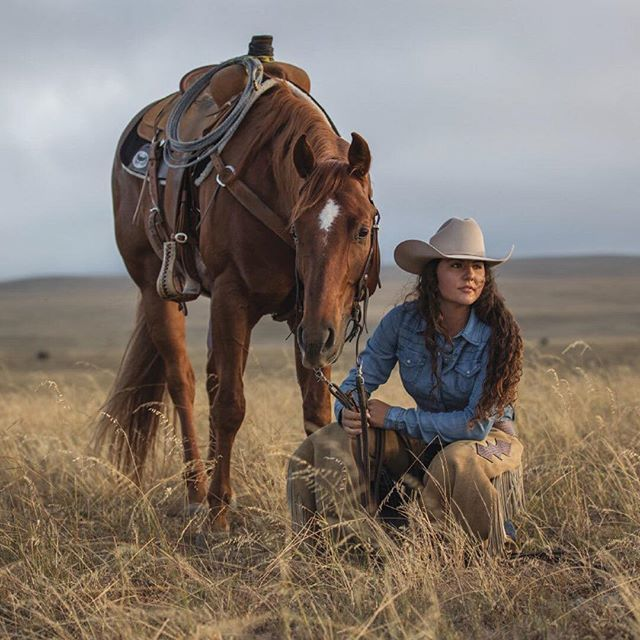 """COWGIRL Magazine on Instagram: """"This @stetsonusa photo is making us feel all the feelings! #iamcowgirl #cowgirlmagazine #cowgirls #cowboyhats #stetson #horses"""" #cowboysandcowgirls"""