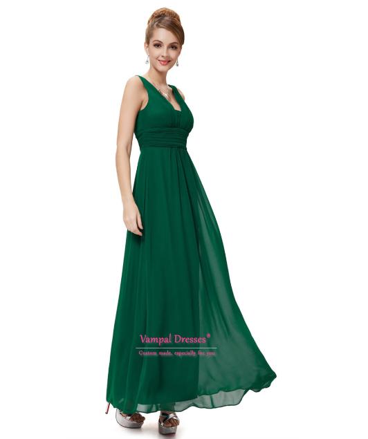 Long Emerald Green Prom Dresses Dress For Wedding Guest
