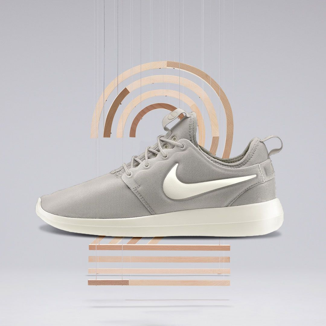 promo code a23e6 e9aa3 Nike Wmns Roshe Two Grey  Shop now! httpwww.aw
