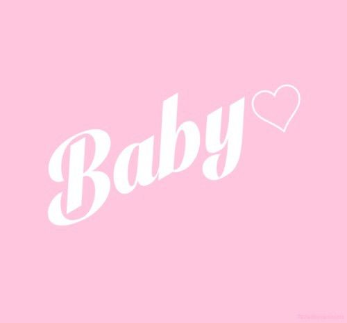 Pink Tumblr And Baby Image On We Heart It