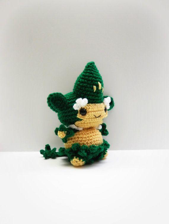 Sale Crochet Simisage Inspired Chibi Pokemon от MissJennysCrochet ...