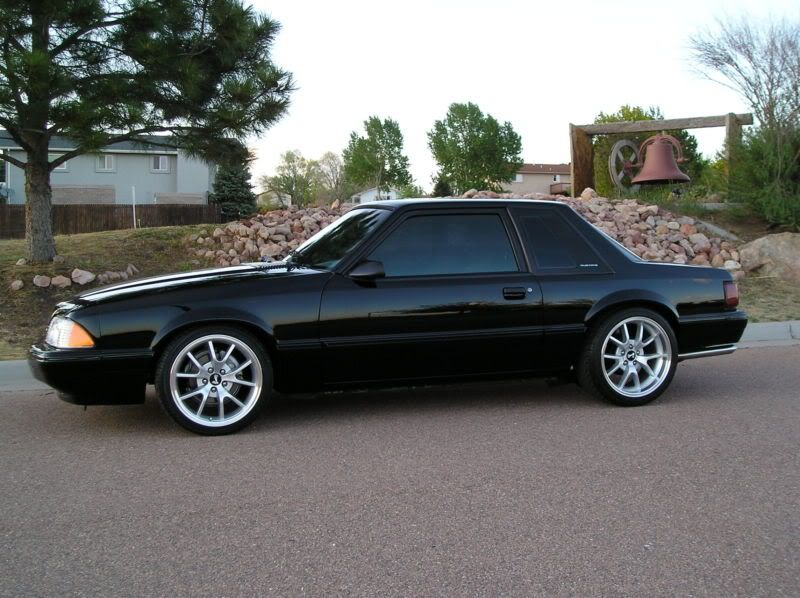 FOR SALE* 1988 Mustang coupe 331 stroker w/67mm turbo