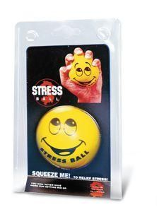 everythingplay Large Smiley Stress Ball Let go of all your ...