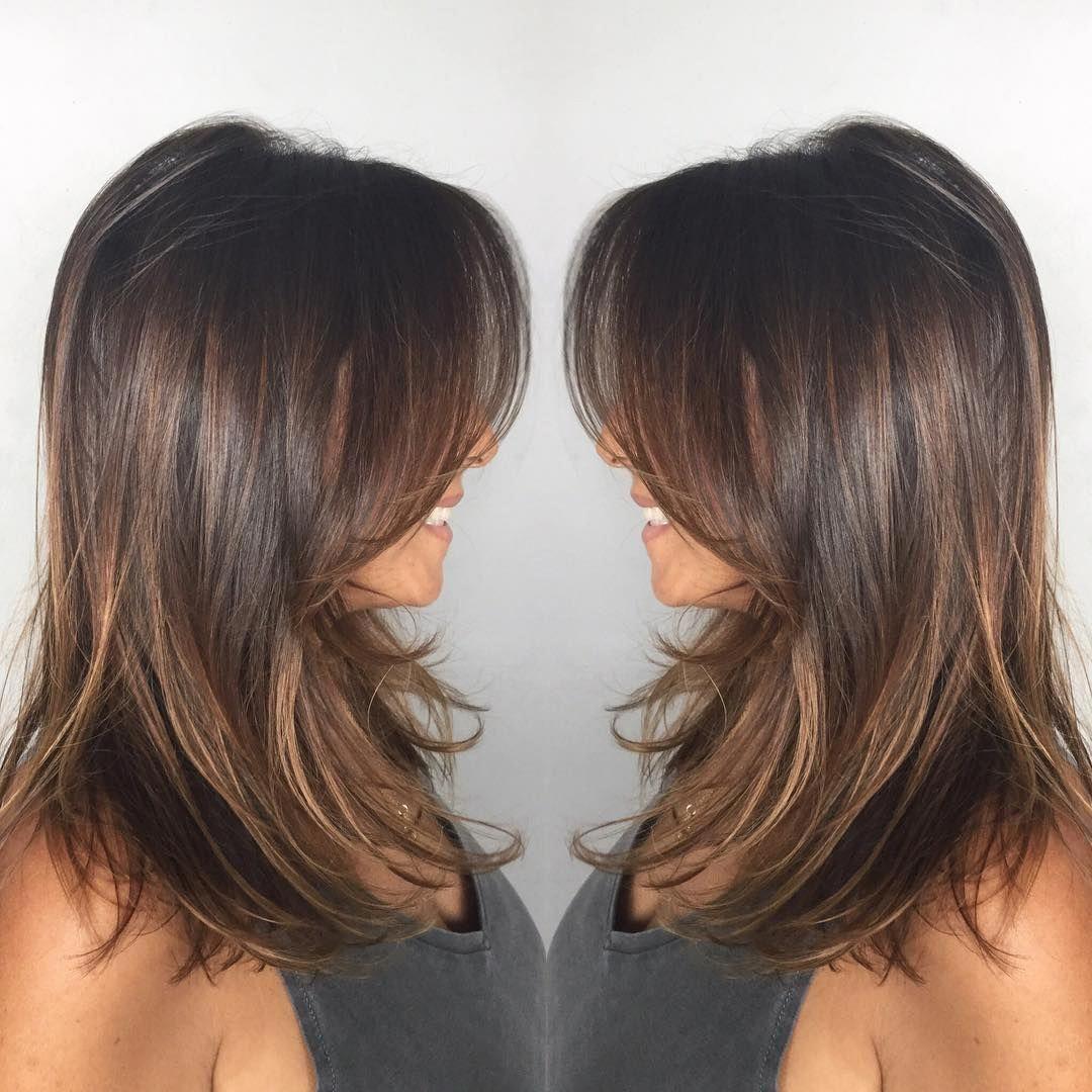 28 Cute Hairstyles for Medium Length Hair (Popular for 2019) | Haircuts for  medium hair, Medium hair styles, Hair lengths