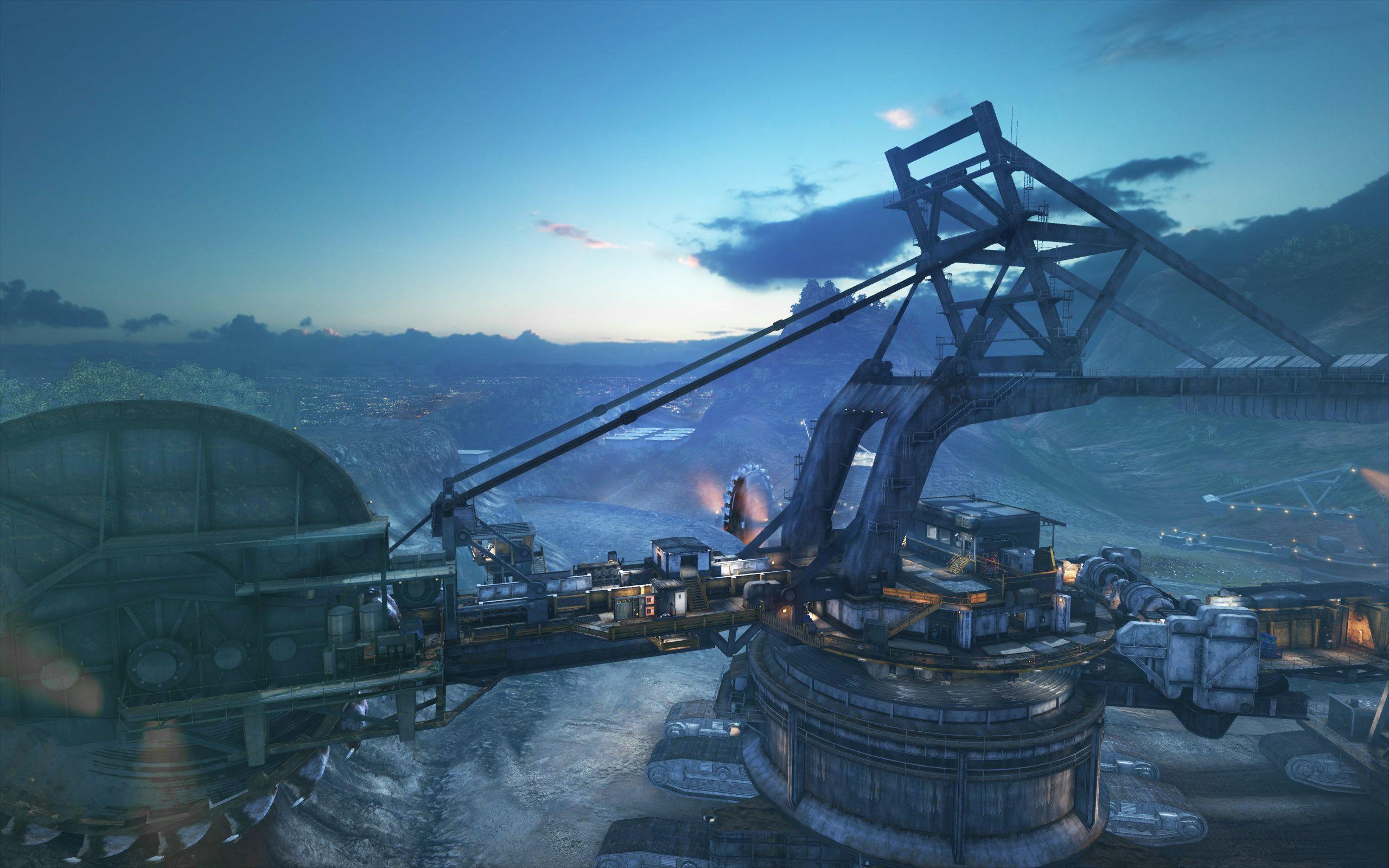Cod Ghosts New Dlc Map Behemoth Call Of Duty Call Of Duty Ghosts Devastation