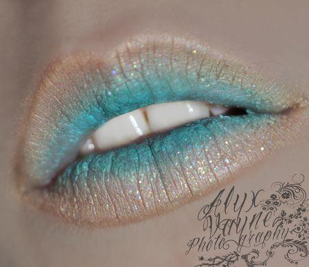 60 fantasy lip art ideas in 2020  fairy makeup mermaid