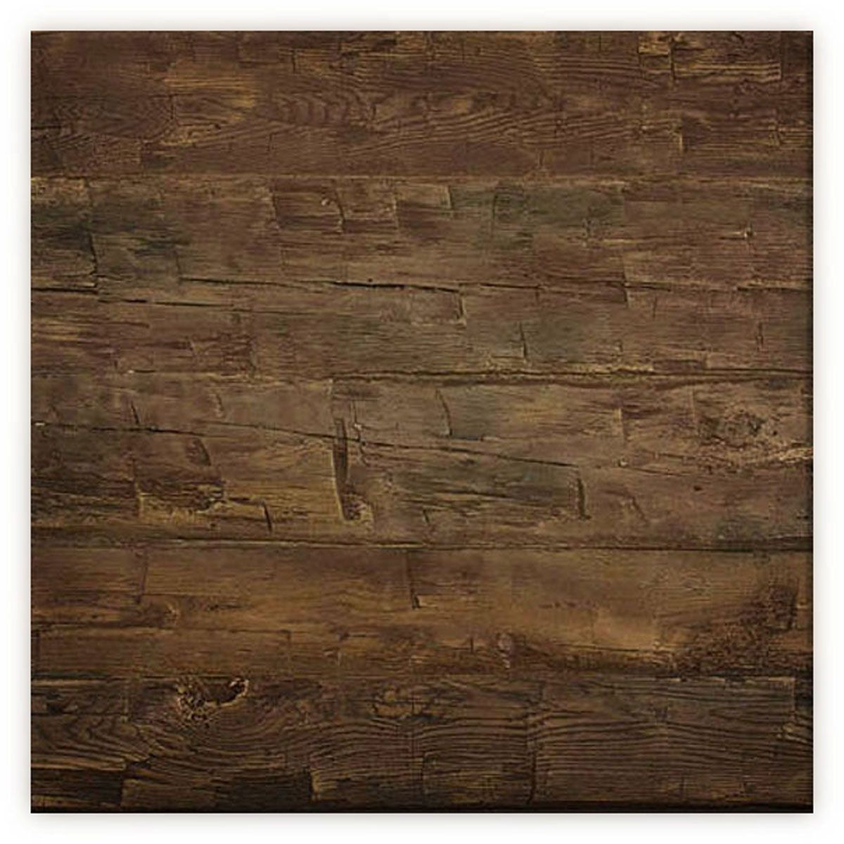 8 W X 10 H Hand Hewn Endurathane Faux Wood Siding Panel Sample Weathered Brown Wood Siding Faux Panels Exterior House Colors