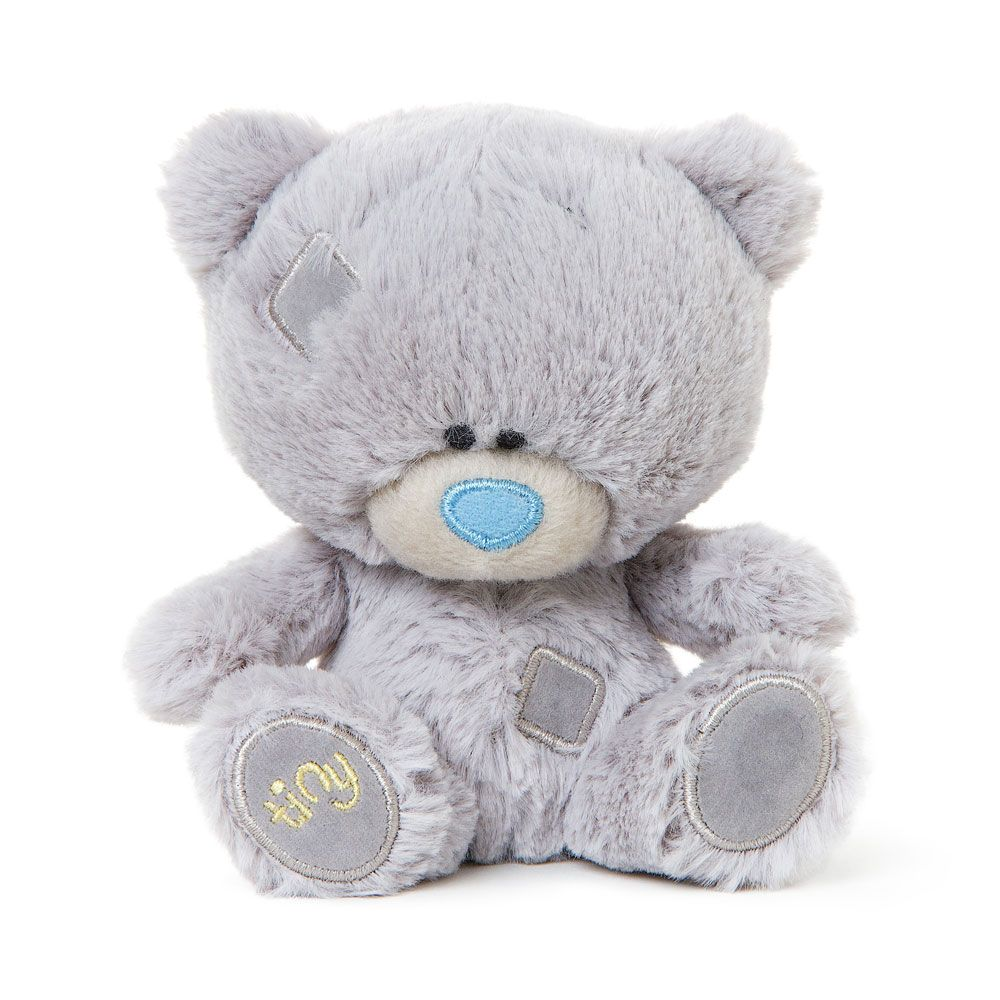 Me To You Tiny Tatty Teddy Baby Comforter Blue