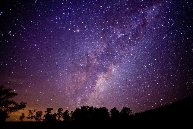 Milky Way 1 by Andrew Tallon, via Flickr