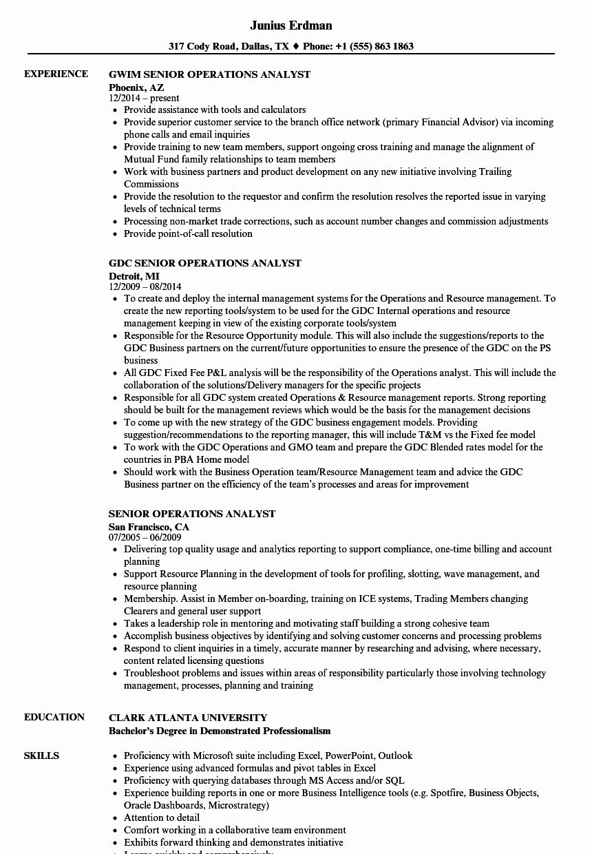 Resume IT Business Analyst Resume BusinessAnalyst Cv