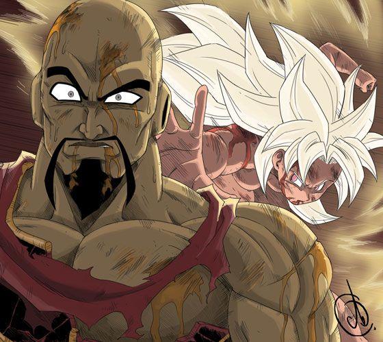 Fanfic Hanasia, Reine des Saiyans - 3, 35 - Dragon Ball