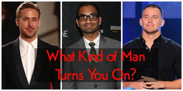 What Kind Of Man Turns You On? #dreamdates