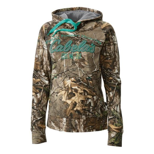 ab4b962188eb4 Cabela's Women's Opening Day Camo Hoodie | Cabela's Canada ...