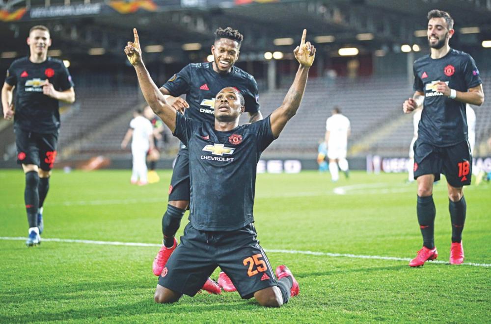 Man Utd thrash LASK in 2020 Juan mata, Bt sport