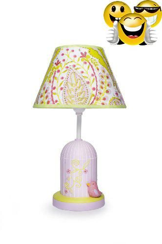 Accent Your Nursery With The Romantic #Dena Moroccan Garden Lamp Base And  Shade Featuring A