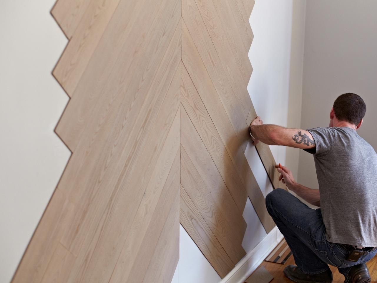 Ly Stikwood Wall Paneling Home Remodeling Ideas For