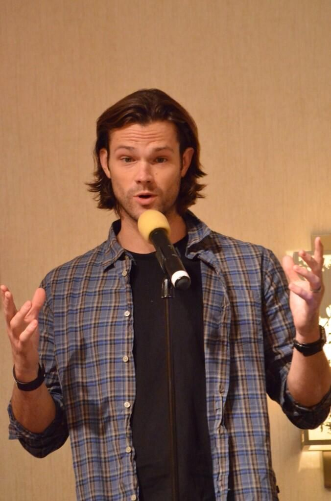 Jared  J2 Breakfast Panel  #ChiCon2013
