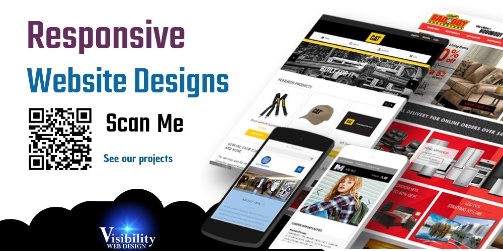 Looking To Get Your Business Online We Create A Responsive Website That Gives Your Business A Profess Web Design Web Design Services Responsive Website Design